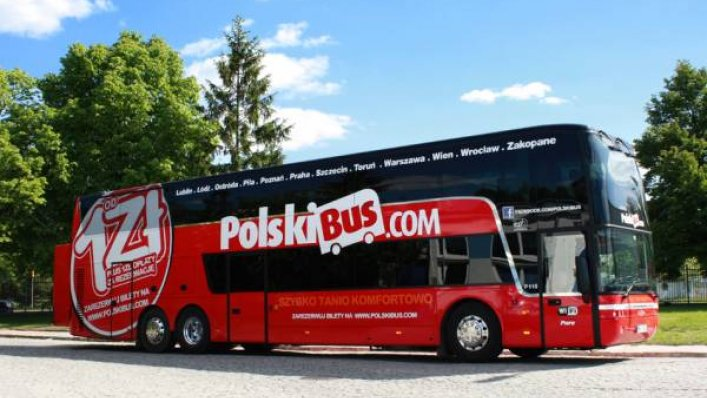 PolskiBus: Bilety od 1 PLN na Sylwestra i Boże Narodzenie!