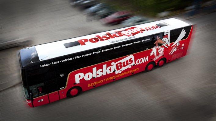 PolskiBus: Wielkanocna promocja z Warszawy do Kielce i Rzeszów od 9 PLN !