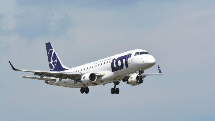 Polskie Linie Lotnicze LOT rozpoczynają współpracę code-share z airBaltic