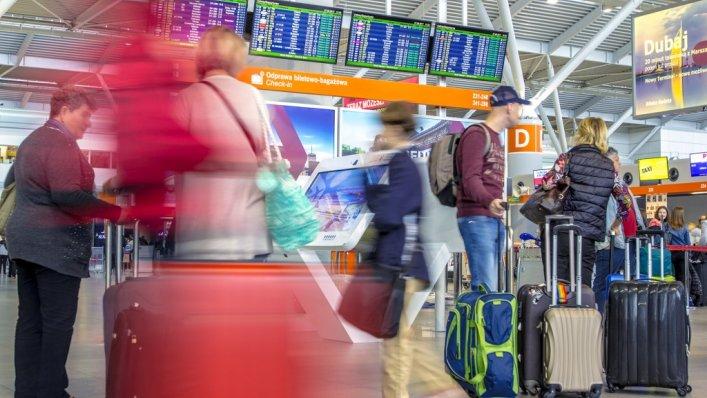 Ponad 17,7 mln pasażerów Lotniska Chopina