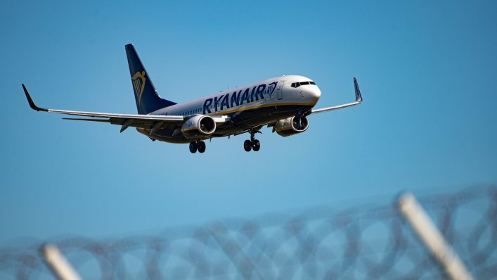 Powrót Ryanara do Portu Lotniczego Bydgoszcz