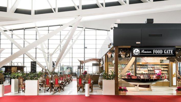 Premium Food Gate Gdańsk wyróżniony