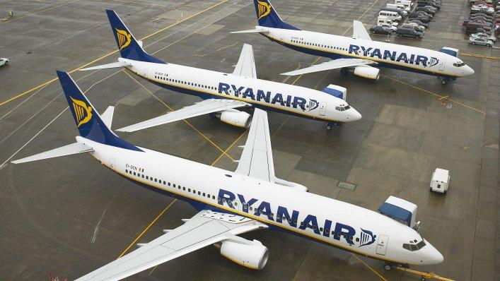 Promocja Ryanair na lot z Warszawy do Paryża za 176 PLN