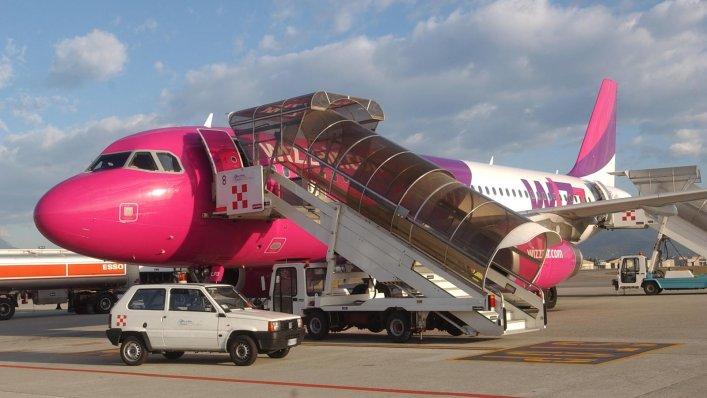 Promocja Wizz Air na lot z Katowic do Neapolu