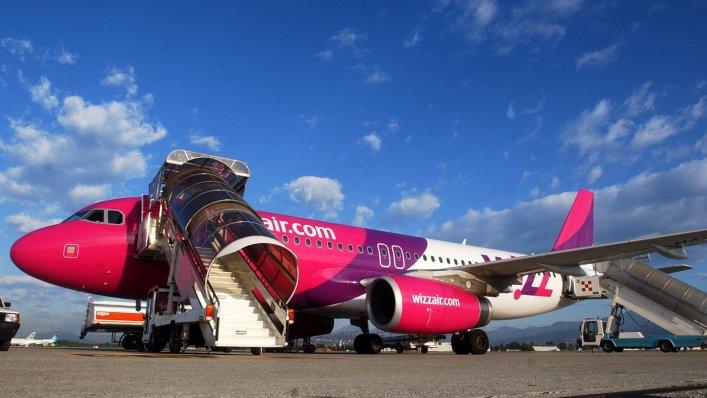 Promocja Wizz Air na loty do Rzymu