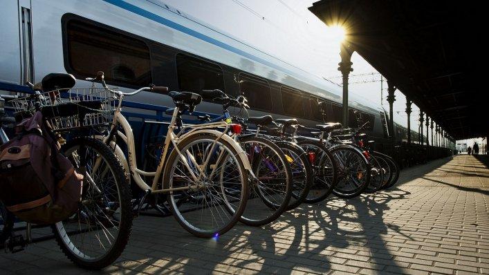 Promocje kolejowe w Europejski dzień bez samochodu!