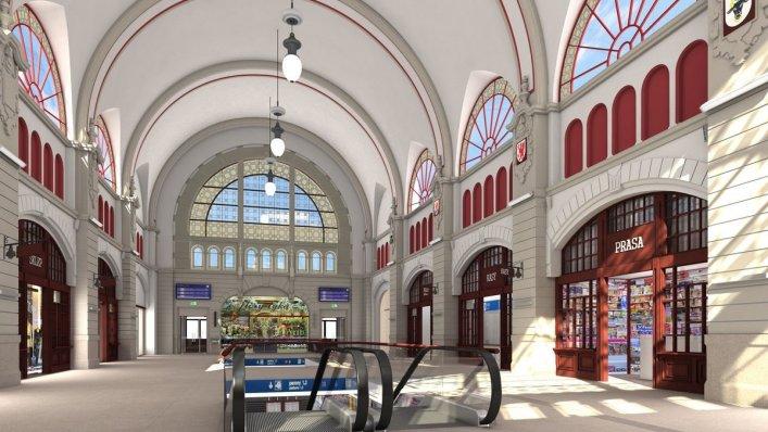 Przebudowa dworca i stacji Gdańsk Główny