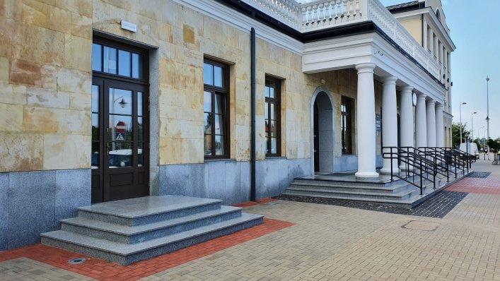 Przebudowa dworca w Skarżysku-Kamiennej