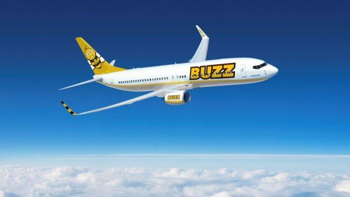 Pszczoła w logo Ryanair Sun – marka zmienia się na Buzz