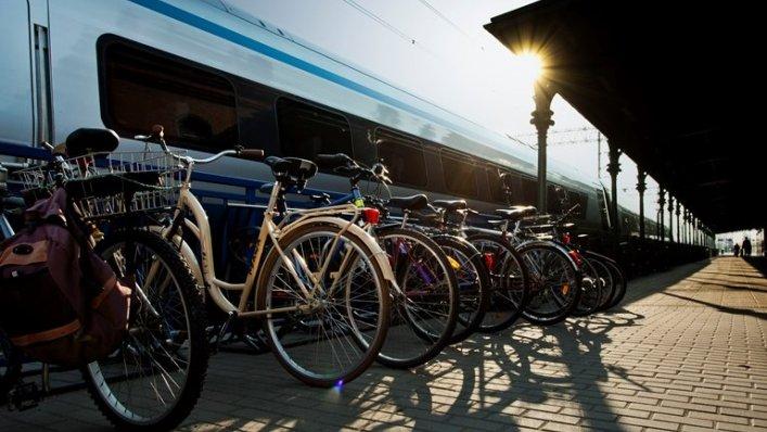 Rower za złotówkę z PKP Intercity