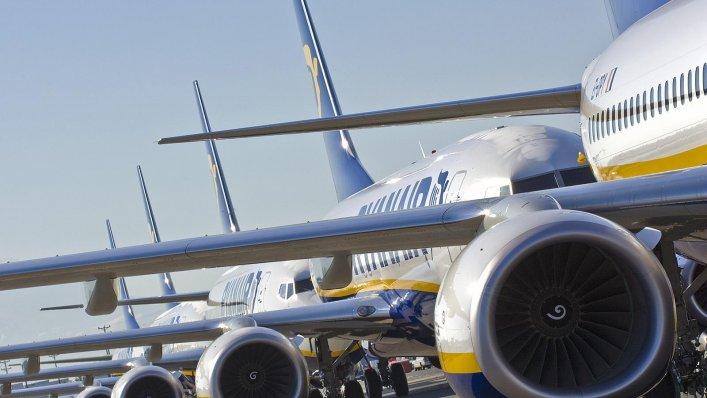 Ryanair: 250 000 biletów już od 39,00 PLN!