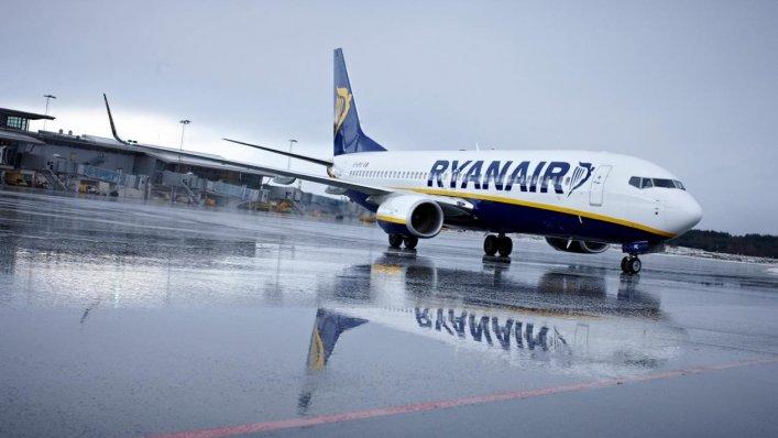 Ryanair: cukiereczek czy bilet? Loty od 39,00 PLN!