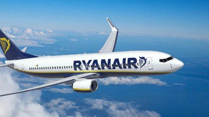 Ryanair podniósł kwietniowe wyniki o 10%