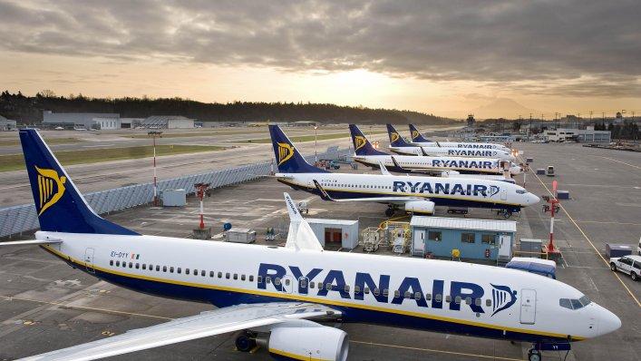 Ryanair wprowadza nową taryfę Biznes Plus