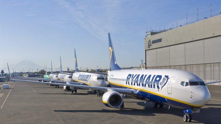 Ryanair zatrudni 200 Polaków