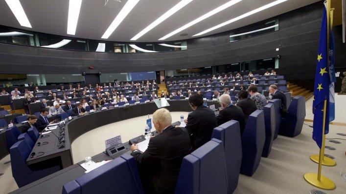 Sesja plenarna Europejskiej Konferencji Lotnictwa Cywilnego