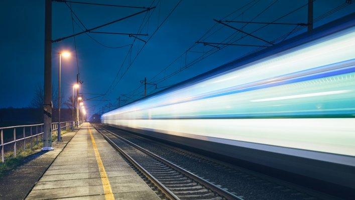 Spółka CPK opracowała standardy szybkich kolei