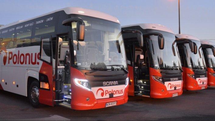Sprzedażowa integracja PKP Intercity i PKS Polonus