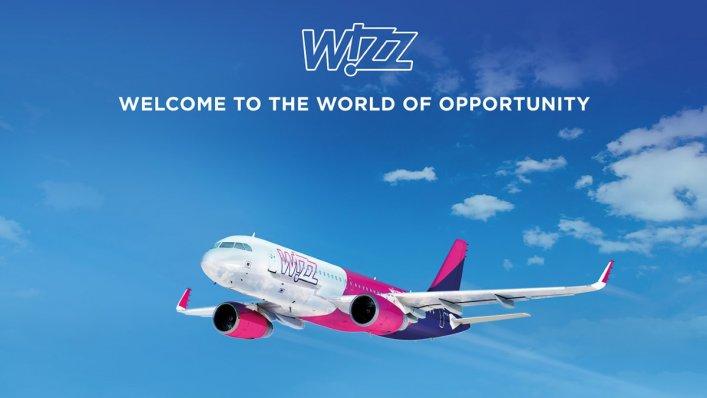 Statystyki Wizz Air na lipiec 2018