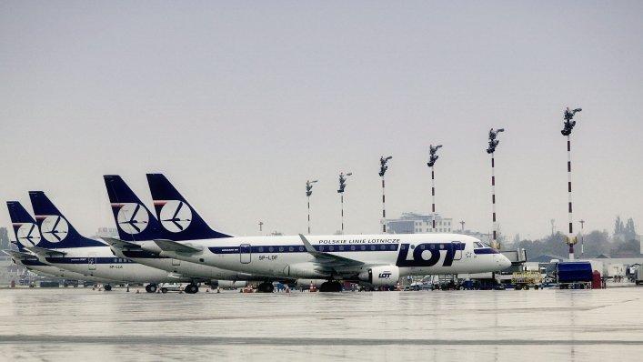 Szalona Środa PLL LOT - promocja na loty do Belgradu, Hamburga i Mińska!