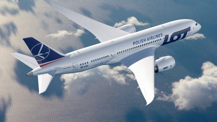 Szalona Środa PLL LOT - promocja na loty do Paryża, Sofii oraz Chicago!