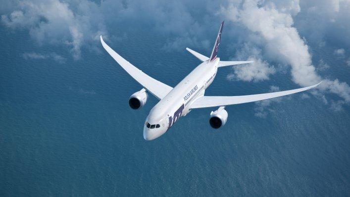Szalona Środa PLL LOT - Promocja na loty do Tbilisi, Hamburga i Tel Awiwu! Bilety już od 449 PLN