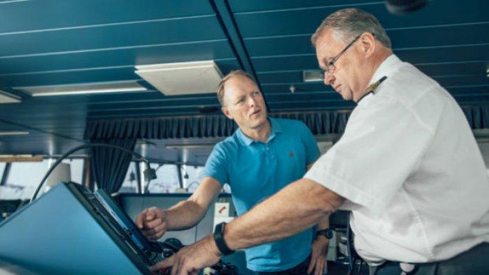 Sztuczna inteligencja w Stena Line