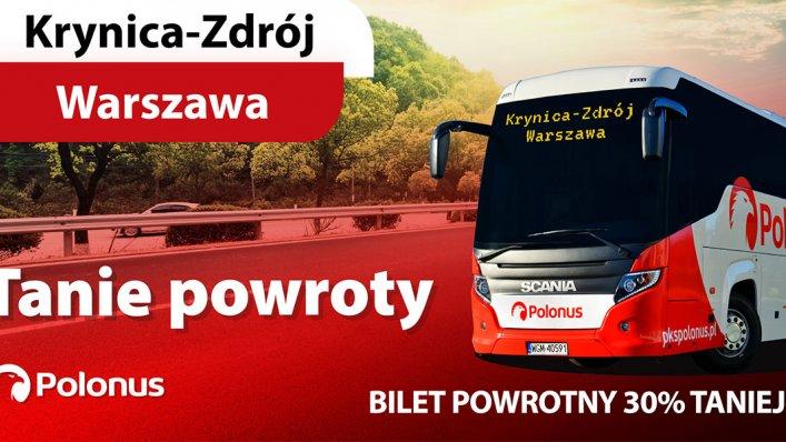 Tanie powroty w Polonusie