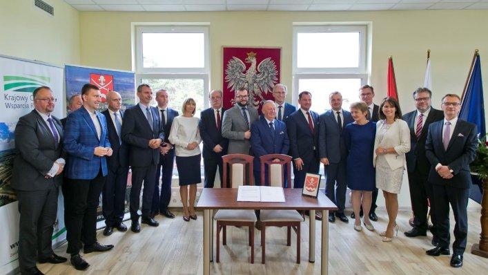 Terminal towarowy w Emilianowie – podpisano porozumienie