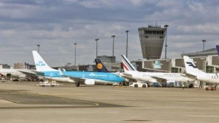 Tylko w marcu aż 1,3 mln pasażerów na lotnisku Chopina