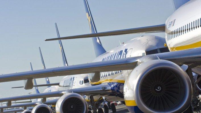 W zimie Ryanair poleci z Krakowa do Palermo