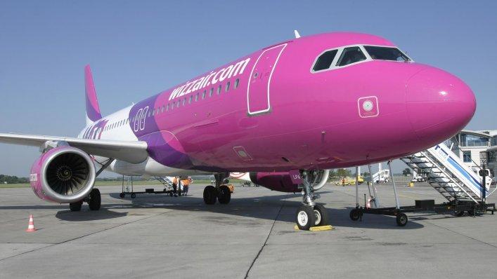 Wizz Air: 20% zniżki na wszystkie loty do i z Izraela!
