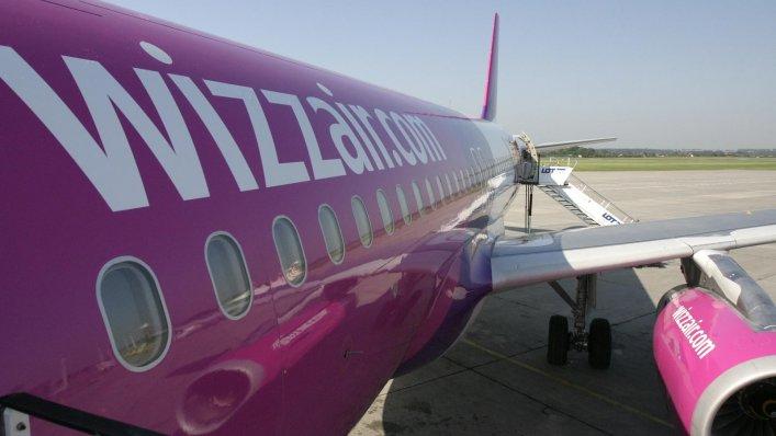 Wizz Air: 20% zniżki na wybrane loty !