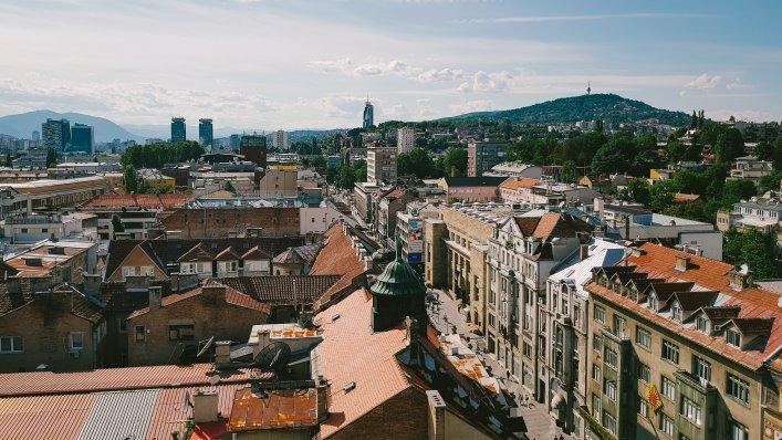 Wizz Air uruchamia 7 nowych tras z Sarajewa
