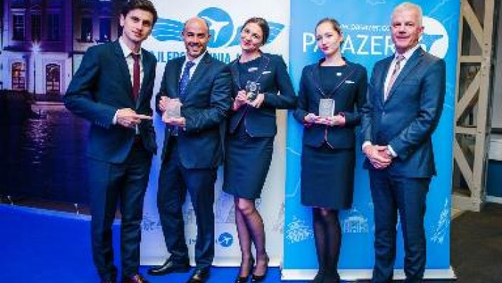 Wizz Air zdobył tytuł najlepszej taniej linii