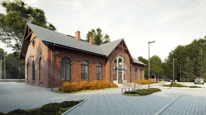 Wkrótce rusza modernizacja dworca w Sochaczewie