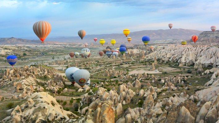 Wymogi dla podróżujących do Turcji