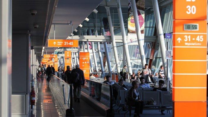 Wzrost liczby pasażerów w lipcu na Lotnisku Chopina!