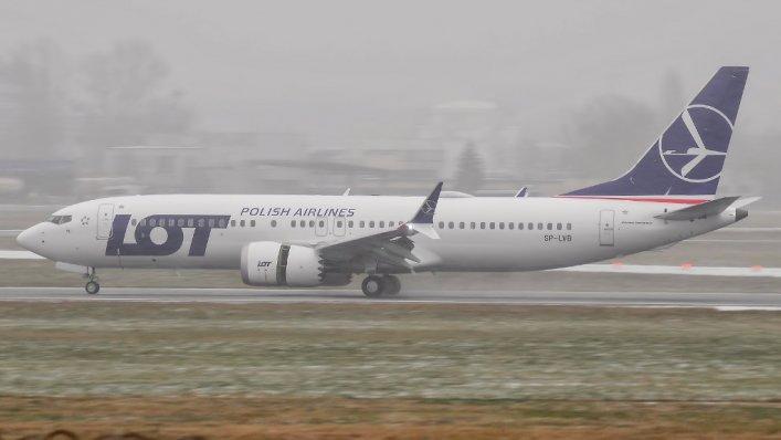 Zamknięto przestrzeń powietrzną dla Boeingów 737-8 i 737-9 Max