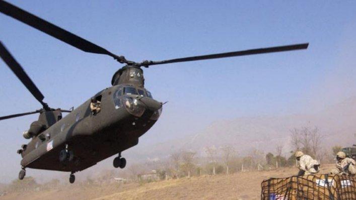 Zamówiono nowe helikoptery Boeinga w wersji Chinook Block II