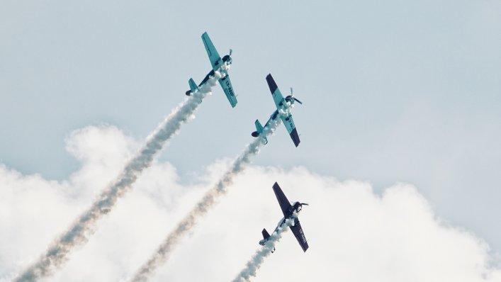Zaproszenie na warsztaty dla organizatorów pokazów lotniczych w sezonie 2021
