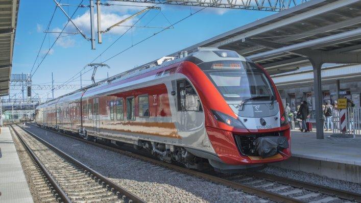 Zmiana w rozkładzie jazdy pociągu relacji Częstochowa - Kielce