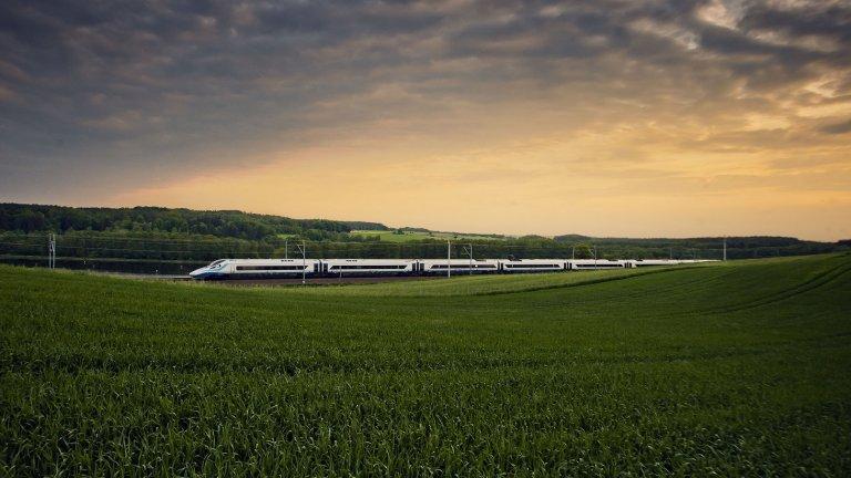 Ekologiczna myjnia dla taboru PKP Intercity