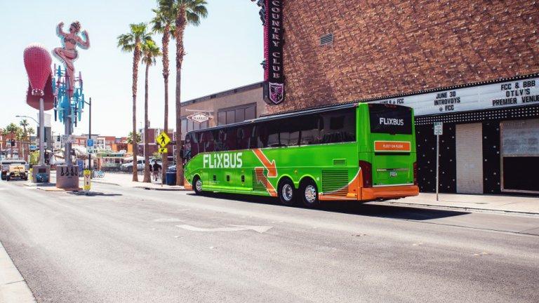 FlixBus rozbudowuje sieć w Stanach Zjednoczonych