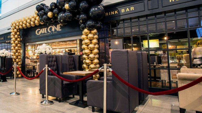 Gate One - nowa restauracja na warszawskim lotnisku