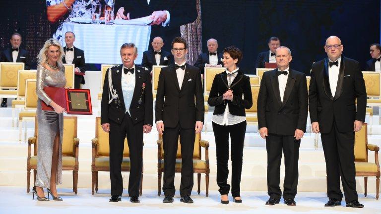 Nagroda dla Lotniska w Gdańsku - Lider Polskiego Biznesu!
