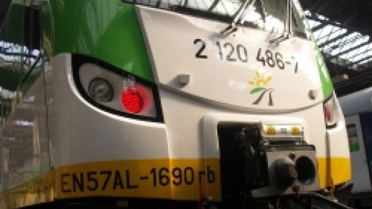 Naprawy pociągów Kolei Mazowieckich odbędą się w Mińsku