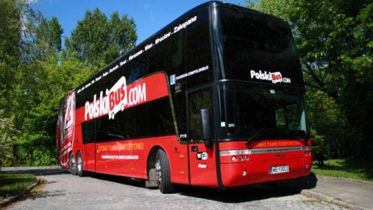PolskiBus.com: Nowy kalendarz z pulą biletów za 1 PLN