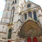 Kościół Eglise Saint-Étienne 1