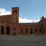 Stacja kolejowa w Świebodzicach 8